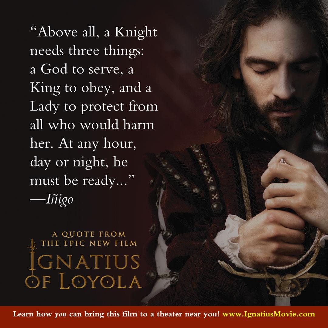St Ignatius Quotes Multimedia  Ignatius Of Loyola
