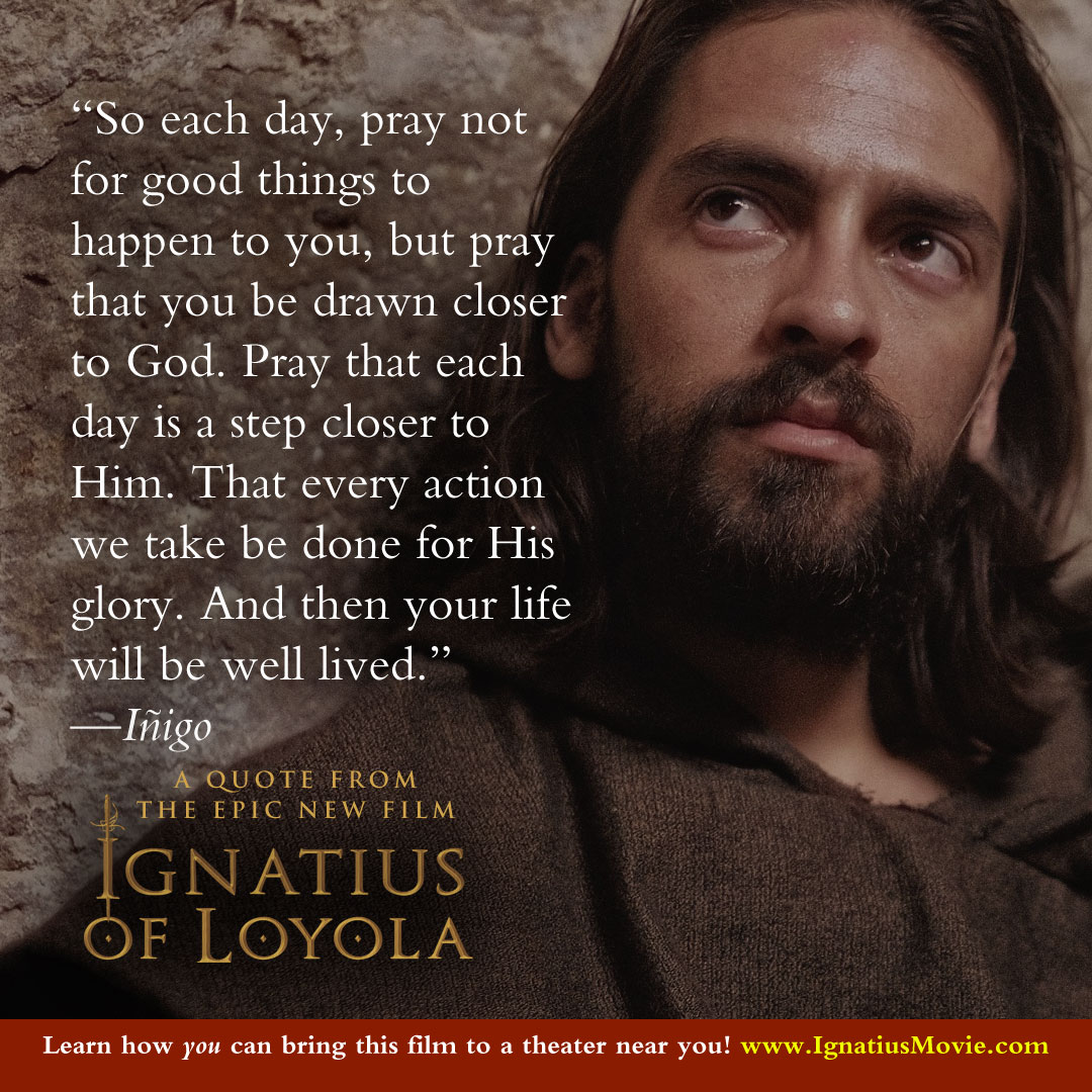ignatius loyola St ignatius loyola school st ignatius loyola is a catholic school that lies in the rolling hills of warren county our families, both catholic and non-catholic, appreciate the spiritual foundation and individualism provided to each student.